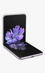 Mystic White Samsung Galaxy Z Flip 5G
