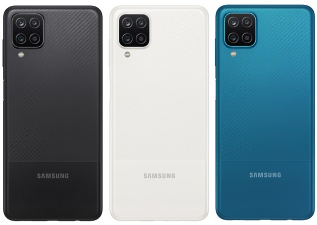 Samsung Galaxy A12 and Galaxy A02s announced: 6.5'' screens and 5,000 mAh batteries