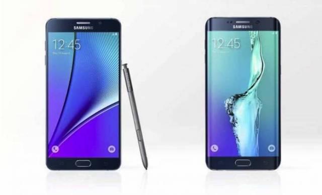 Samsung Galaxy Note 5 Galaxy S6 Software Update 2020