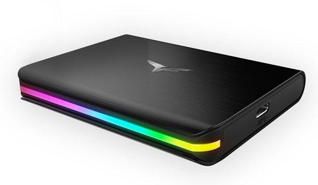 TREASURE TOUCH External RGB SSD