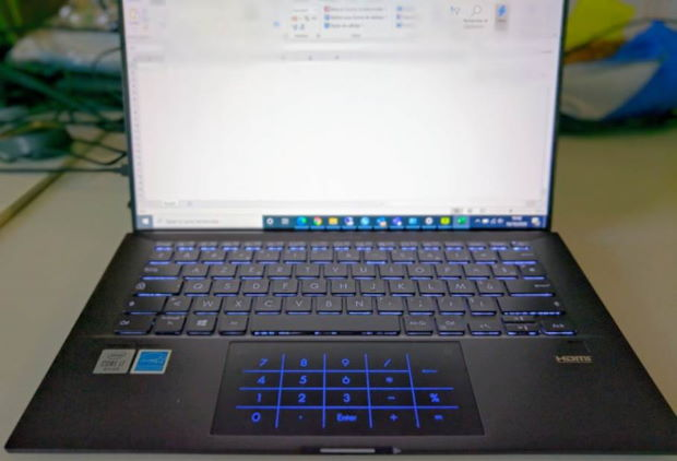 L'ultraportable Asus ExpertBook B9 vu par Bruno