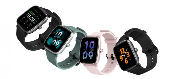 Amazfit brings two new smartwatches - Pop Pro and GTS 2 mini