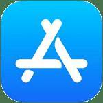 app store logo icon ios 11