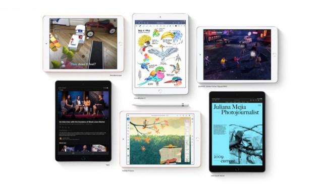 Apple preparing new 10.5-inch entry-level iPad