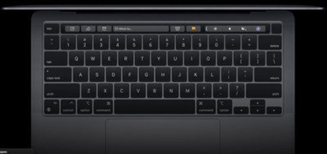 macbook pro m1 keyboard