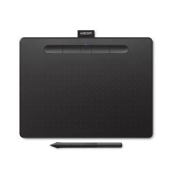 Tablette graphique Intuos Bluetooth intégré M Noir