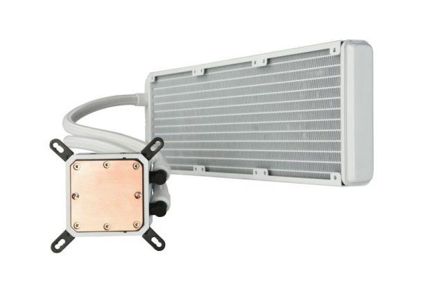 LiqMax III ARGB 360 WHITE Edition