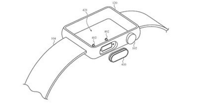 apple watch patent touch id 2
