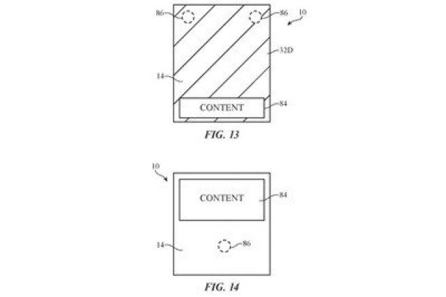 apple watch patent under display camera 2