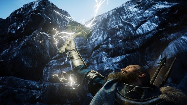 Assassins Creed Valhalla Thors Hammer Mjolnir