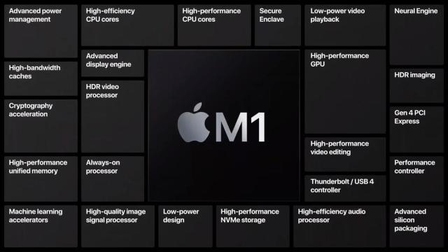 Les prochaines puces M d'Apple vont faire exploser l'alliance Wintel