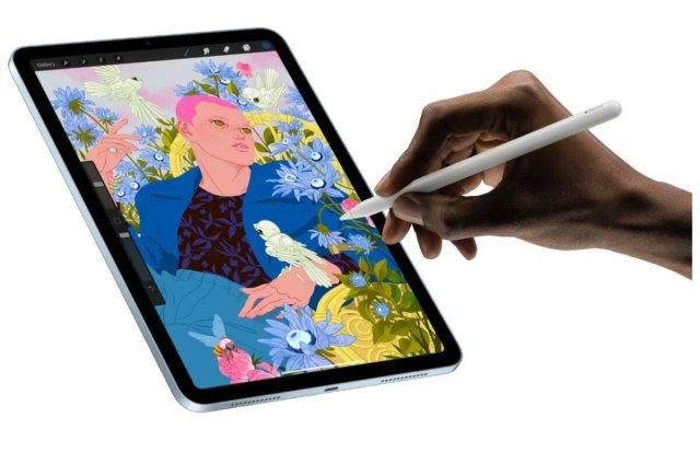 Le dernier iPad Air d'Apple fonctionne avec l'Apple Pencil de deuxième génération, initialement conçu pour l'iPad Pro