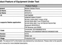 Motorola XT2127-1 on FCC