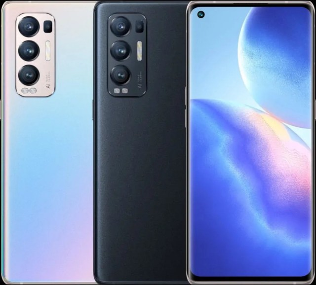 Oppo Reno5 Pro+ announced with SD865 and 50MP main camera