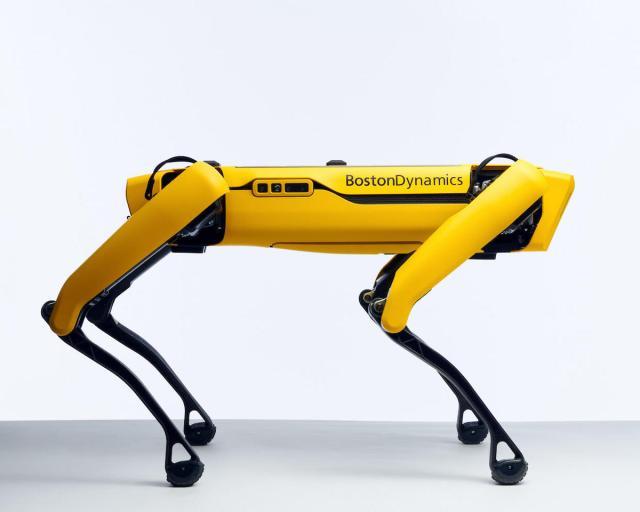 Sale boulot : ce robot est à pied d'oeuvre sur une plate-forme pétrolière offshore