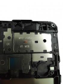 Samsung Galaxy M12 frame