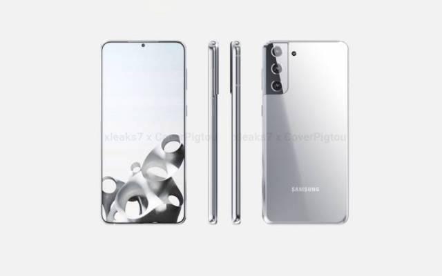 Samsung Galaxy S21 Plus Samsung Galaxy S30 Image