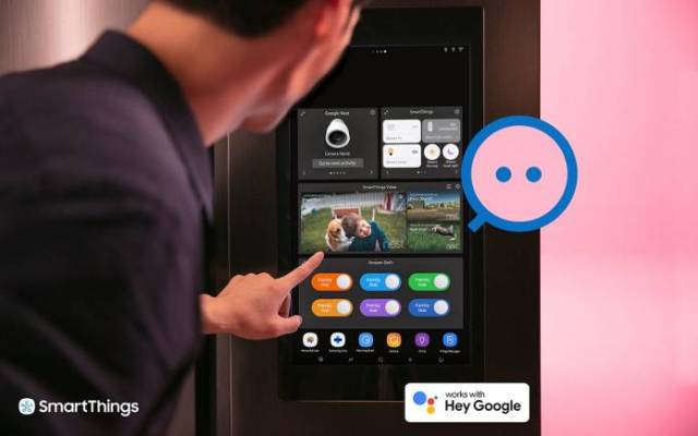 Samsung SmartThings and Google