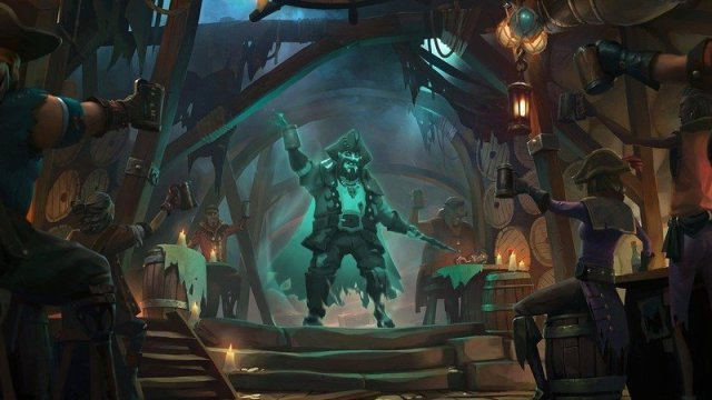 Sea of Thieves Pirate Legend
