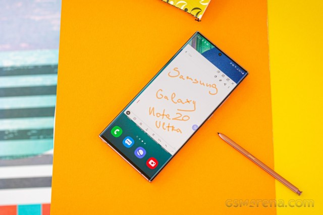 T-Mobile and Verizon are now updating their Galaxy Note20 and Note20 Ultra to Android 11 too