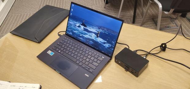 L'ultraportable Asus ExpertBook B9 vu et testé par Olivier