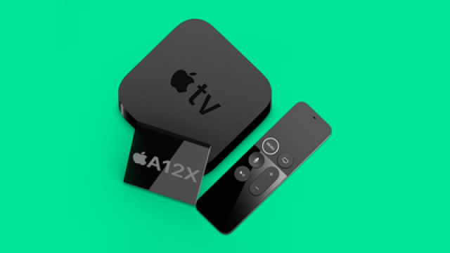 Apple TV A12X Feature