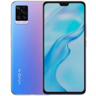 vivo V20 Pro 5G in Sunset Melody color