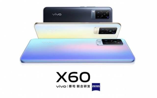Vivo X60 Series