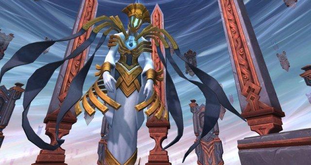 Wow Shadowlands Warcraft Arbiter