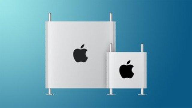 mac pro mini feature