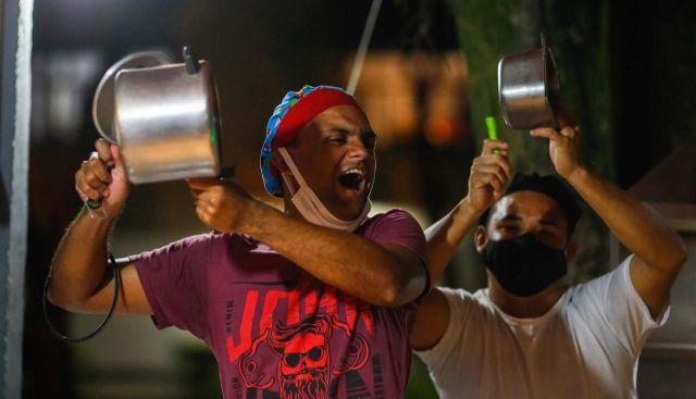 AFP/Sergio LIMA