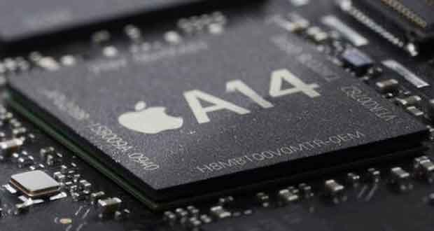 Processeur Apple A14