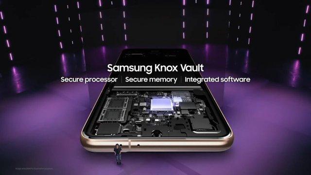 Samsung Knox Vault