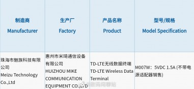 Two Meizu phones incoming with 40W and 30W charging support, but no bundled chargers