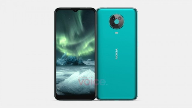 Nokia 6.3/6.4 appears in renders with quad camera and notched display