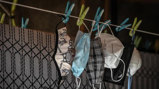 法國研究一次性口罩洗10次後仍可戴