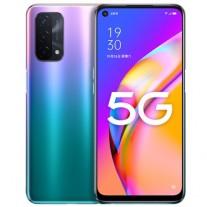 Oppo A93 5G in Aurora color