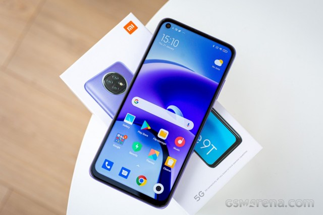 Redmi Note 9T 5G in for review
