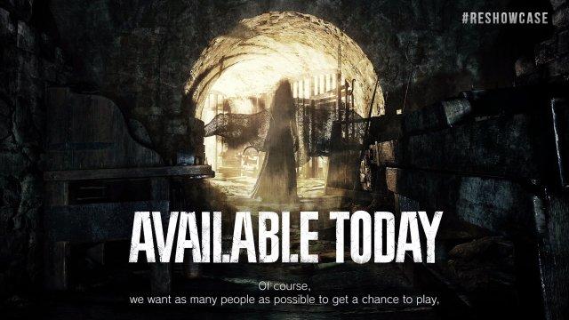 Démo Resident Evil Village PS5