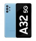 Samsung Galaxy A32 5G in Awesome Blue