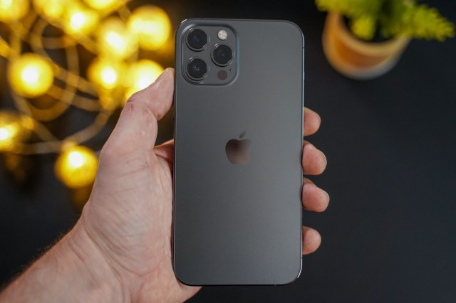 iphone 12 pro max design