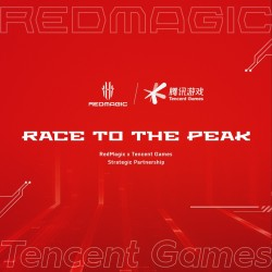 Red Magic and Tencent join forces