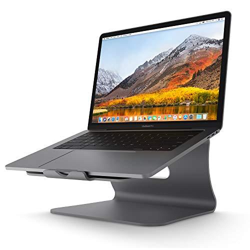 414vol2IDpL - TopWork, Support MacBook avec Hub USB-C 11 en 1 et Chargeur Induction