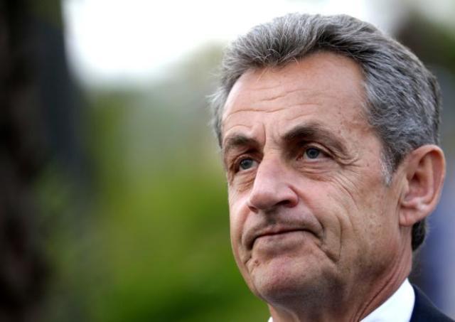 Nicolas Sarkozy, le 13 janvier 2020.