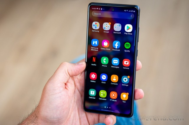 Verizon's Samsung Galaxy S20 FE is now receiving the Android 11 update with One UI 3