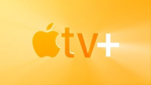 Apple TV Ray Light 2 Yellow