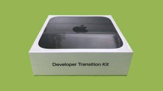 mac mini developer transition kit photo feature