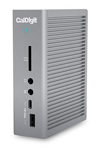41yua8xR+6L - CalDigit Element Hub, Concentrateur Thunderbolt 8 Ports (video)