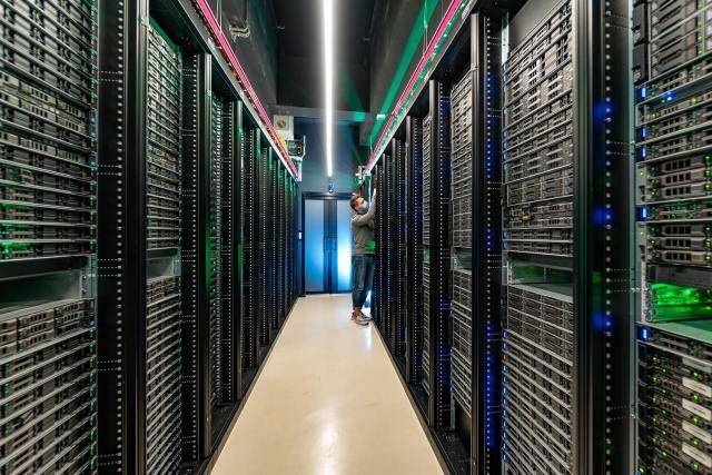 Datacenters Infomaniak