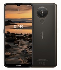 Nokia 1.4 colorways: Charcoal